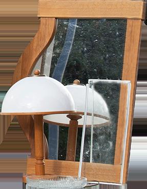 lamp spiegel